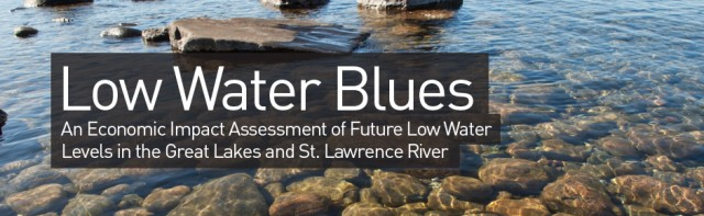 2014: CGLR  'Low Water Blues' Report Event