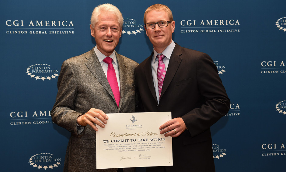 Council of the Great Lakes Region to lead Clinton Global Initiative Commitment to Action on modernizing infrastructure in the region