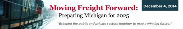 Mark Fisher to Speak at the Moving Freight Forward: Preparing Michigan for 2025 Workshop