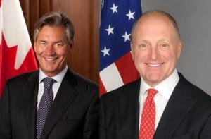 Ambassadors Doer and Heyman added as keynotes