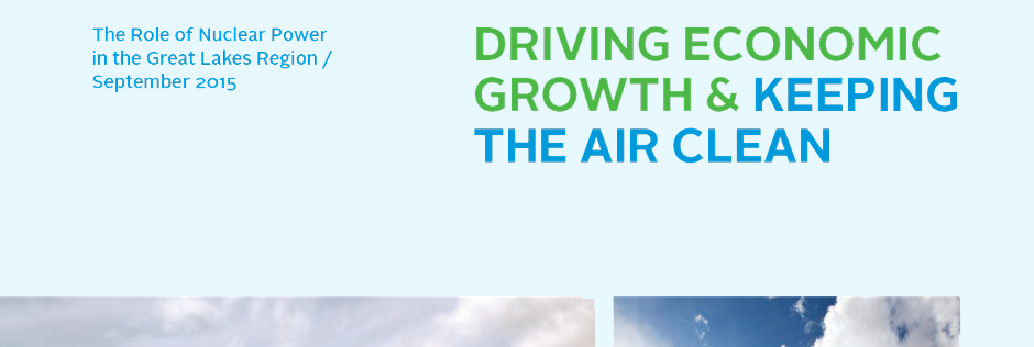 Driving Economic Growth & Keeping the Air Clean
